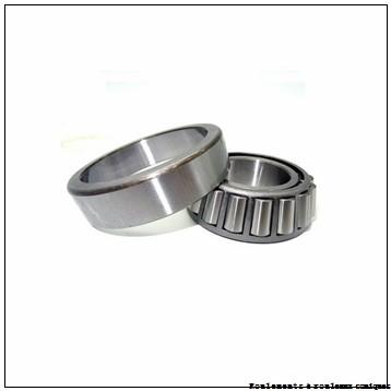77,788 mm x 120 mm x 23,012 mm  Timken 34306/34472X Roulements à rouleaux coniques