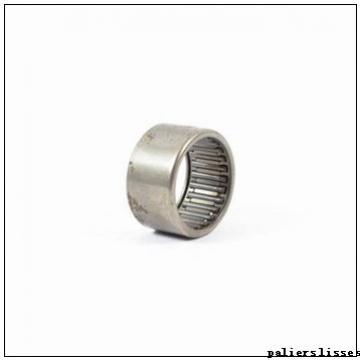 101,6 mm x 158,75 mm x 88,9 mm  LS GEZ101ES-2RS paliers lisses