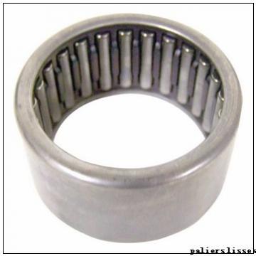31.75 mm x 50,8 mm x 27,76 mm  IKO SBB 20-2RS paliers lisses