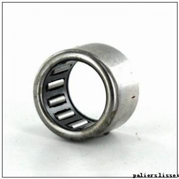 20 mm x 35 mm x 16 mm  ISO GE20DO-2RS paliers lisses