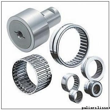 60 mm x 90 mm x 44 mm  INA GE 60 UK-2RS paliers lisses