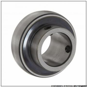 70 mm x 125 mm x 24 mm  NKE 1214-K+H214 roulements à billes auto-aligneurs