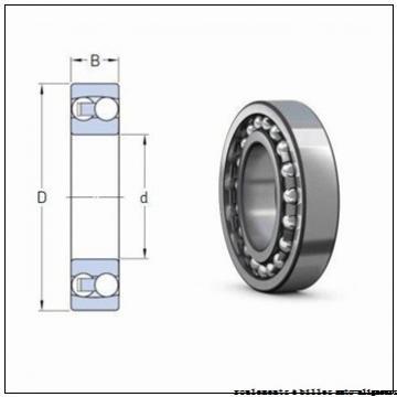 40 mm x 80 mm x 18 mm  NACHI 1208 roulements à billes auto-aligneurs