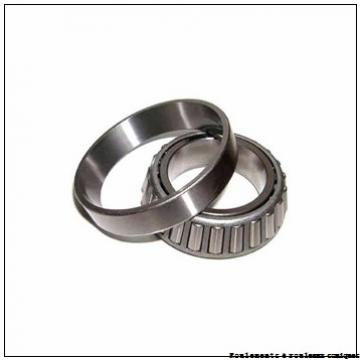 50,8 mm x 82,55 mm x 22,225 mm  ISO LM104949/11 Roulements à rouleaux coniques